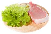 Porc cru — Photo