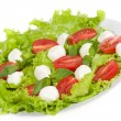 Caprese salad — Stock Photo #3353536