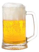 Caneca com cerveja — Foto Stock