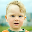 Boy portrait — Stock Photo