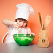 Young cook — Stock Photo