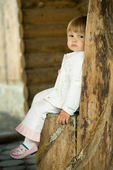 Cute girl — Stock Photo