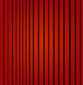 Red curtain — 图库矢量图片