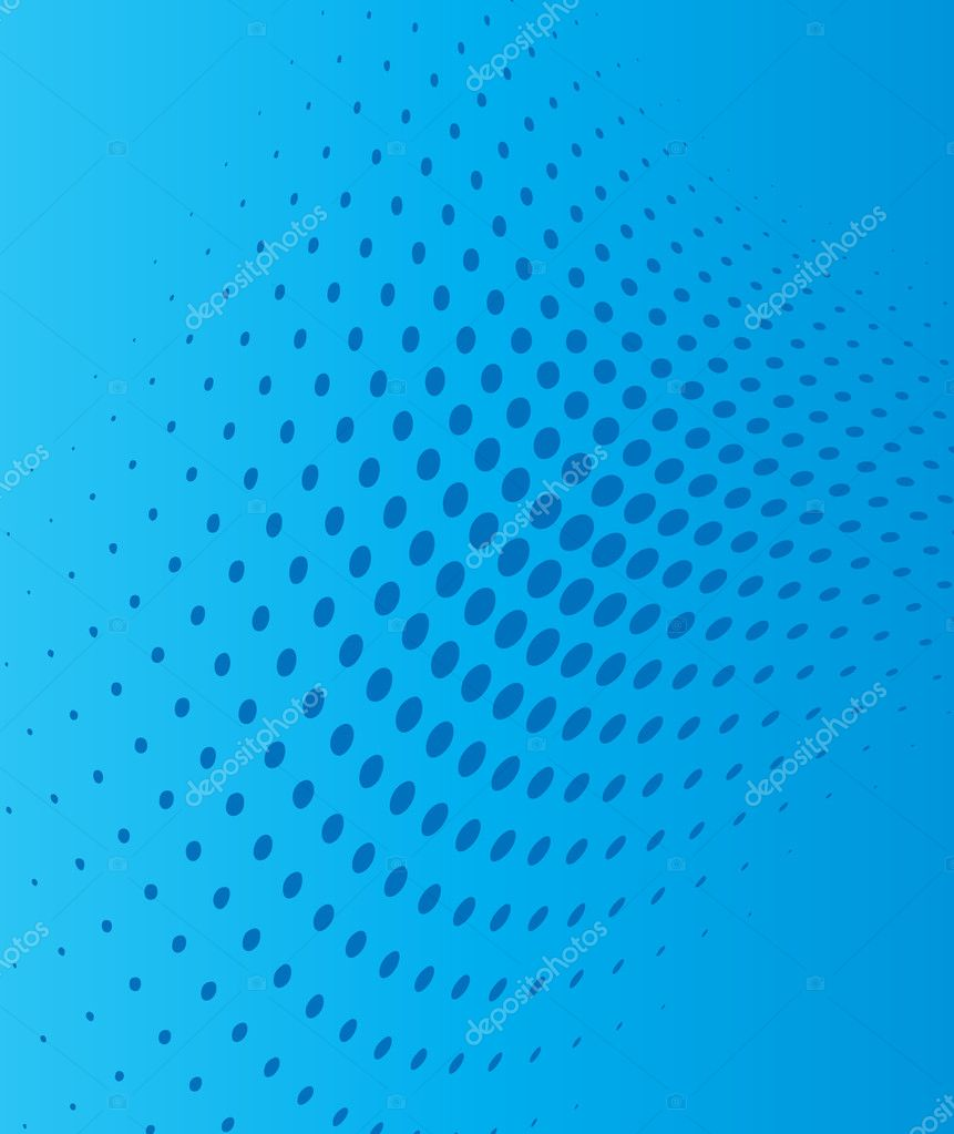 Vector halftone background  — Stock Vector #2769841