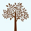 Royalty-Free Stock Векторное изображение: Abstract tree