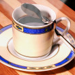 Stock Photo: Coffe cup
