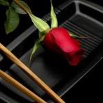 Rose sushi — Stock Photo #3420297