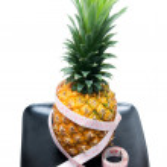 Pineapple — Stock Photo #3420980