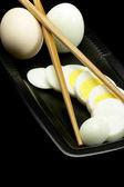 ゆで卵 — ストック写真