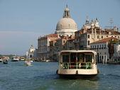Venice -Canal Grande — Stock Photo