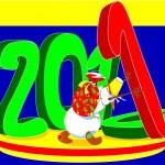 2011 — Stock Photo #3771785