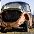 Stock Photo: Rusty car