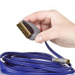 Stock Photo: Keep cable