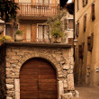 Old Italian house - Stock Photo