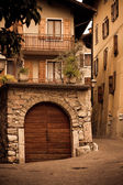 Old Italian house — Stock Photo