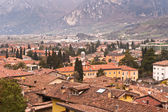 Old Italian town Arco. — Stock Photo
