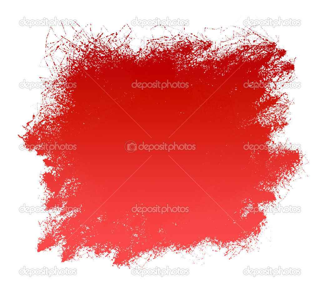Os Blood Red Paint