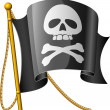 Jolly Roger - Stock Vector