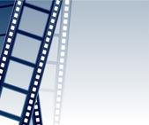 Filmstrip Background — Stock Vector