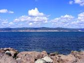 Черноморское побережье — Стоковое фото
