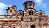 Old building - old church, in Nessebar, — Stock Photo