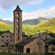 Stock Photo: SantEulaliin Erill-la-Vall