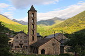 Santa Eulalia in Erill-la-Vall — Stock Photo