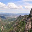 Royalty-Free Stock Photo: Montserrat mountain