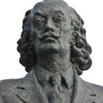 Постер, плакат: Salvador Dali statue