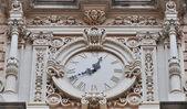 Kostelní hodiny — Stock fotografie
