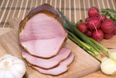 Ham — Stock Photo