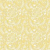 Arrière-plan transparent motif floral — Vecteur