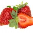 Royalty-Free Stock Photo: Fresh strawberry