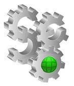 SEO - Search Engine Optimization — Wektor stockowy