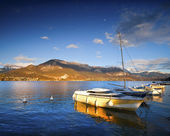 Lake Annecy — Stock Photo