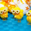 Stock Photo: Easter chicken