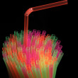 Straws - Stock Photo