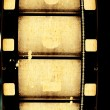 movie film strips — Stock Photo