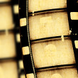 Movie film strips — Stock Photo #3630030