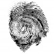 Thumbprint — Stock Photo #3729951