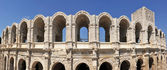 Arles - Arena — Stock Photo