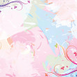 Royalty-Free Stock Vectorielle: Watercolor floral background