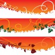 Autumn banners — Stock Vector #3186039