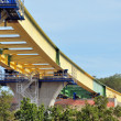 Viaduc en construction - Stock Photo
