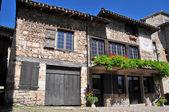 Village medieval de perouges — Stock Photo