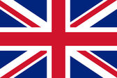 Flag United Kingdom — Stock Photo