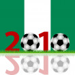 Stock Photo: Soccer 2010 Nigeria