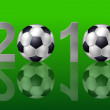 Soccer 2010 — Stock Photo #2843182