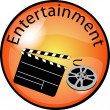 Stock Photo: Button Entertainment