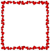 Heart Frame — Stock Photo